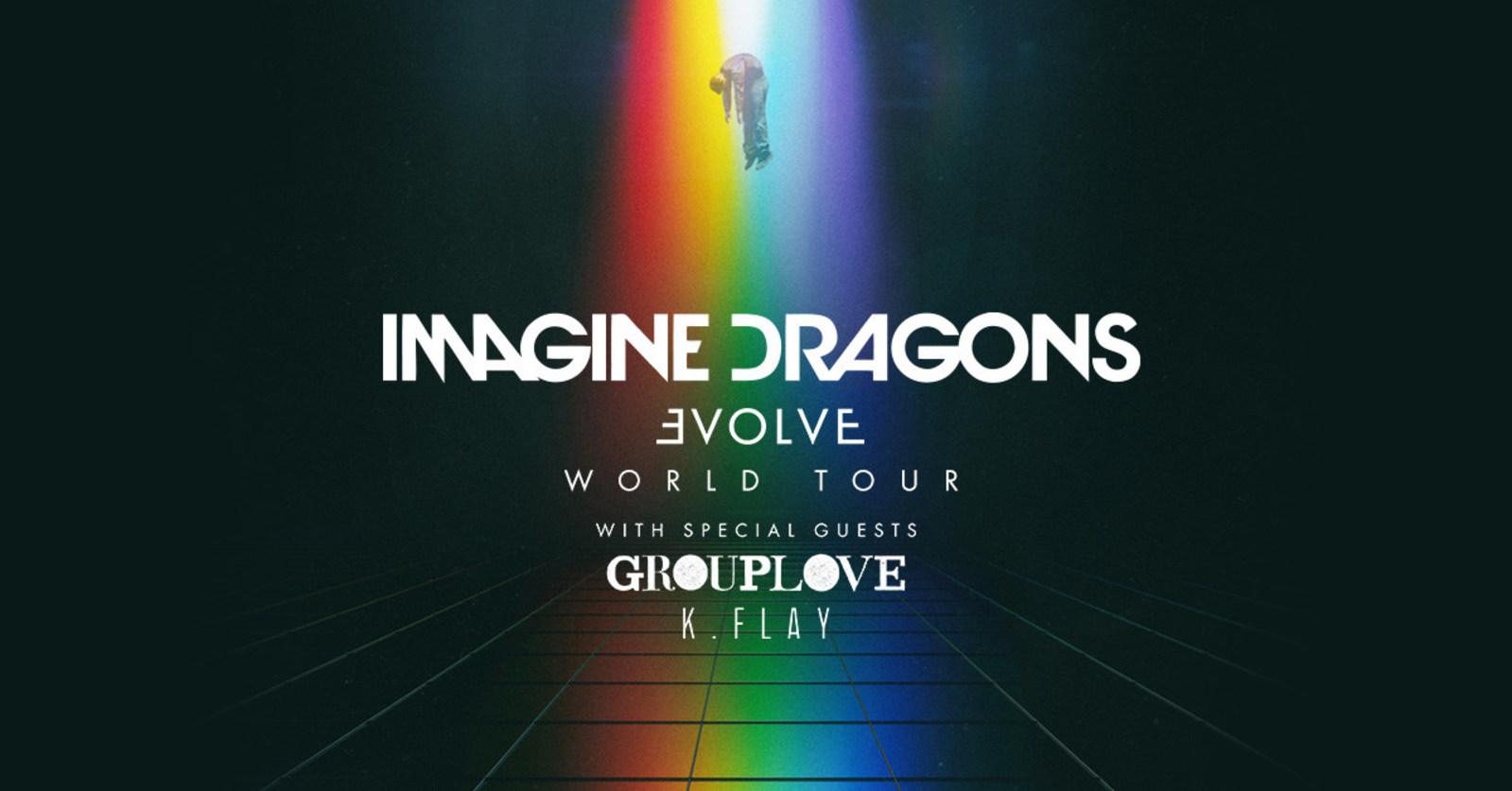 Live Nation Entertainment Imagine Dragons