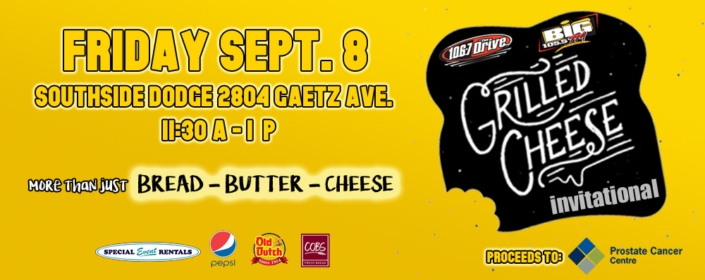 9th Annual Grilled Cheese Invitational