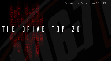 THE DRIVE Top 20
