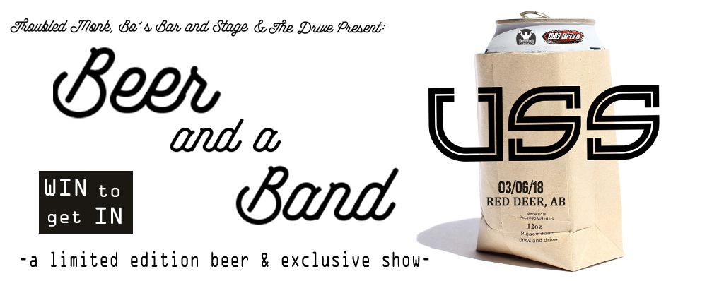 Beer & A Band USS