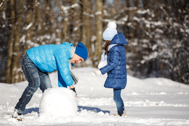 A mathematician created the formula for the perfect snowman!