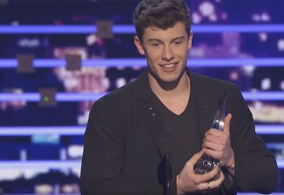 Shawn Mendes made Canada proud last night!