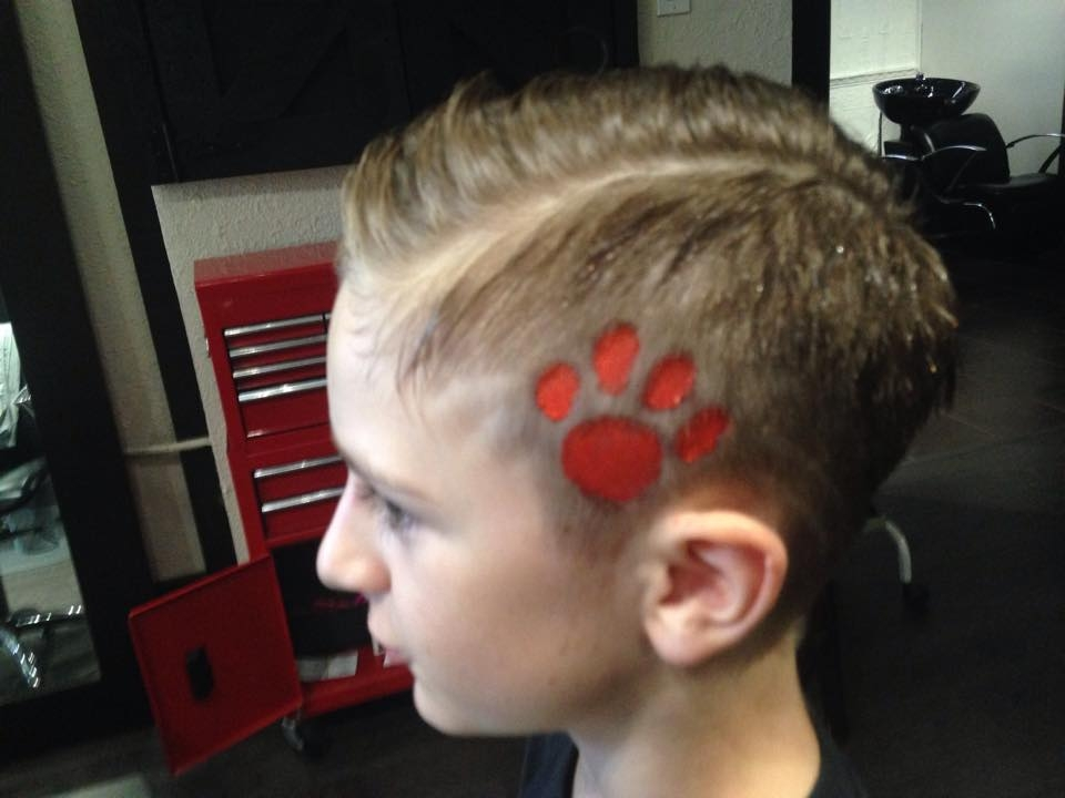 A haircut lands kids in serious trouble - I think it's crap.