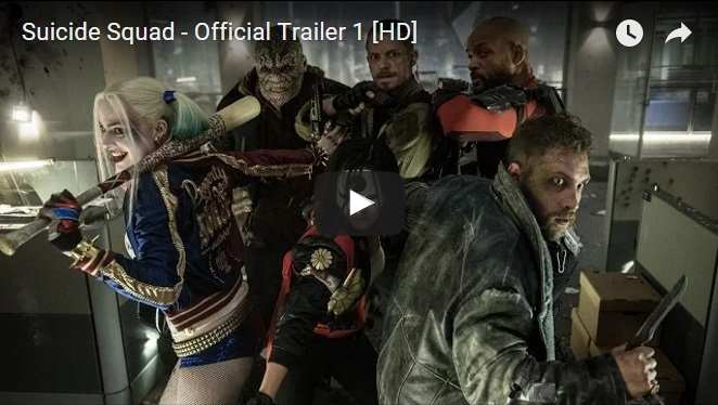 The Latest Suicide Squad Trailer Is Here and It's AMAZING!