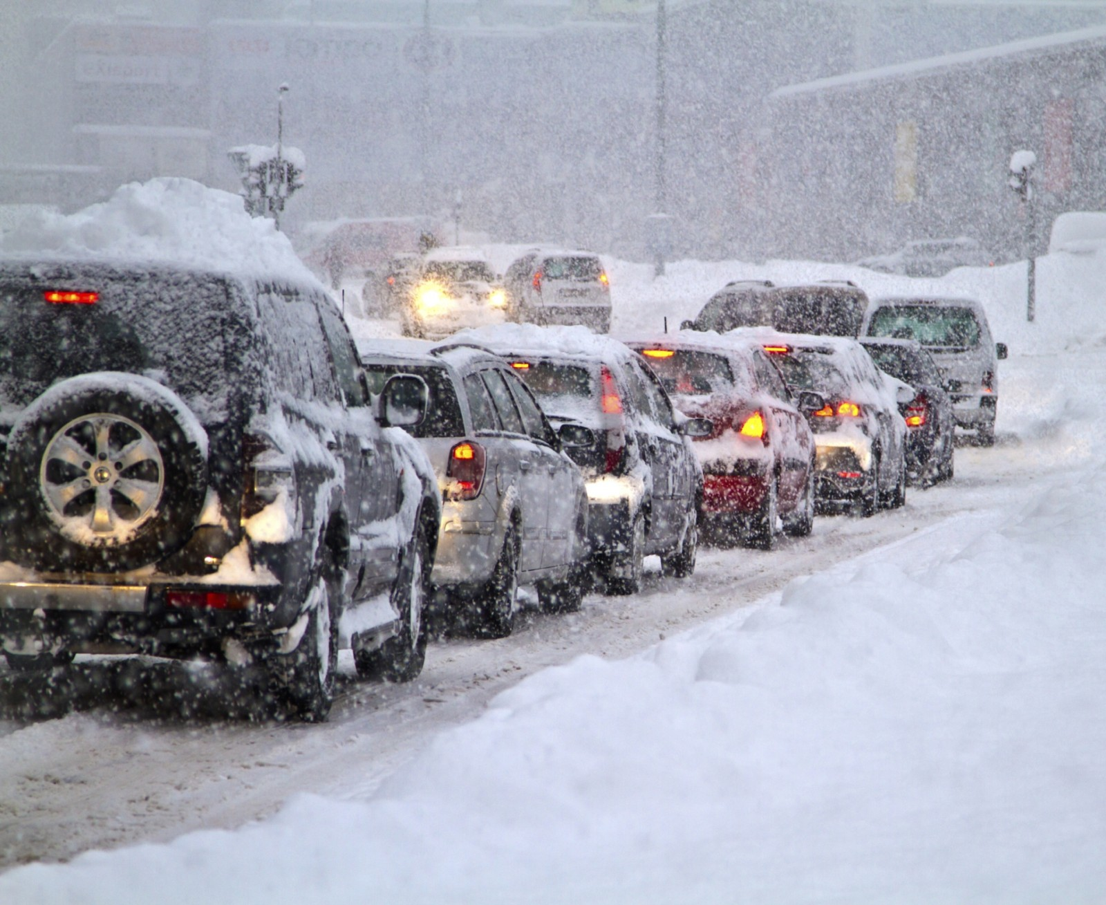 How To Drive Safely - Winter Driving Trips