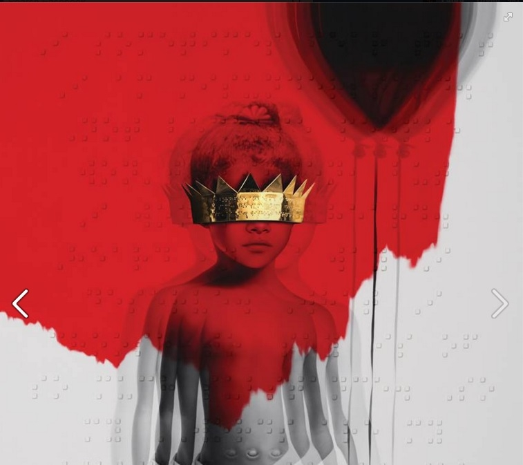 """Rihanna's #ANTI Album Is Real, and It's HERE.. FOR """"FREE""""!"""