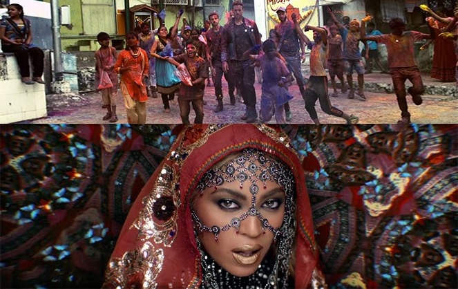 "The latest visuals... COLDPLAY feat. Beyonce ""Hymn For The Weekend"" VIDEO (WATCH)"