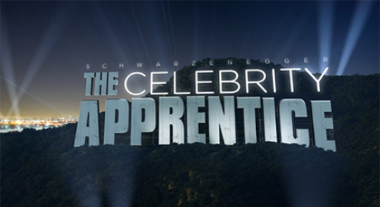 TRUMPs OUT... ARNIE's IN!!! And The Cast of The Celebrity Apprentice IS.......