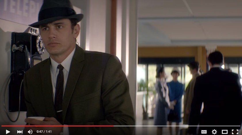 Remember When James Franco Was Like A Foot Away From You This Summer? Check Out The Trailer For 11.22.63 - WATCH