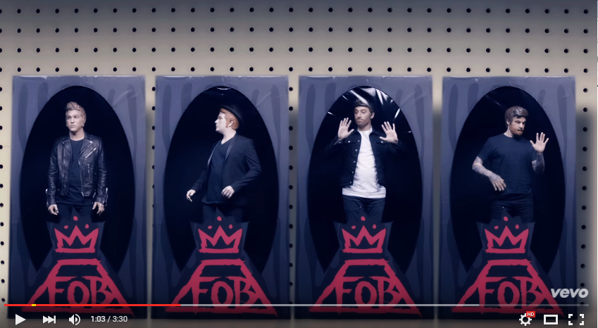 """Demi Lovato and Fall Out Boy Recreate the NSYNC """"It's Gonna Be Me"""" In Their New Video, Cameos Included - WATCH"""