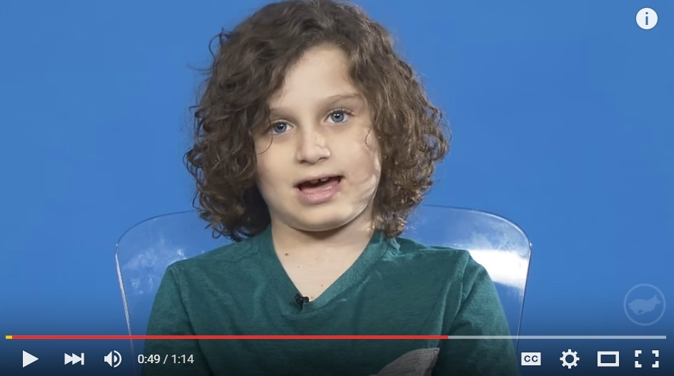 Very Wise 8 Year Olds,  Share Some Knowledge Everyone Should Hear - WATCH
