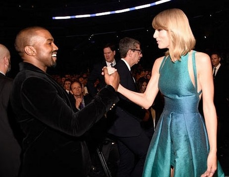 Taylor Swifts Squad Launches WAR On Kanye West After His Lyrics About Her In 'Famous'!