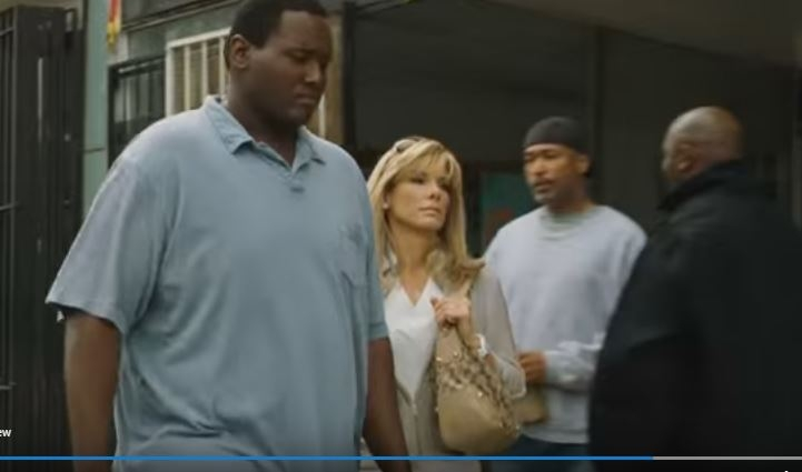 "Michael Oher from ""The Blind Side"" played in Superbowl 50!"