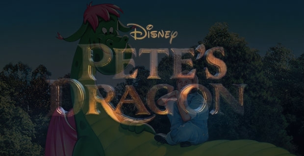 The Iconic 'Pete's Dragon' Is Getting A BIG Disney Inspired Reboot - WATCH