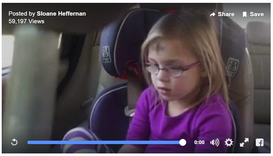 WATCH - A Love Lesson from a 5-year-old!