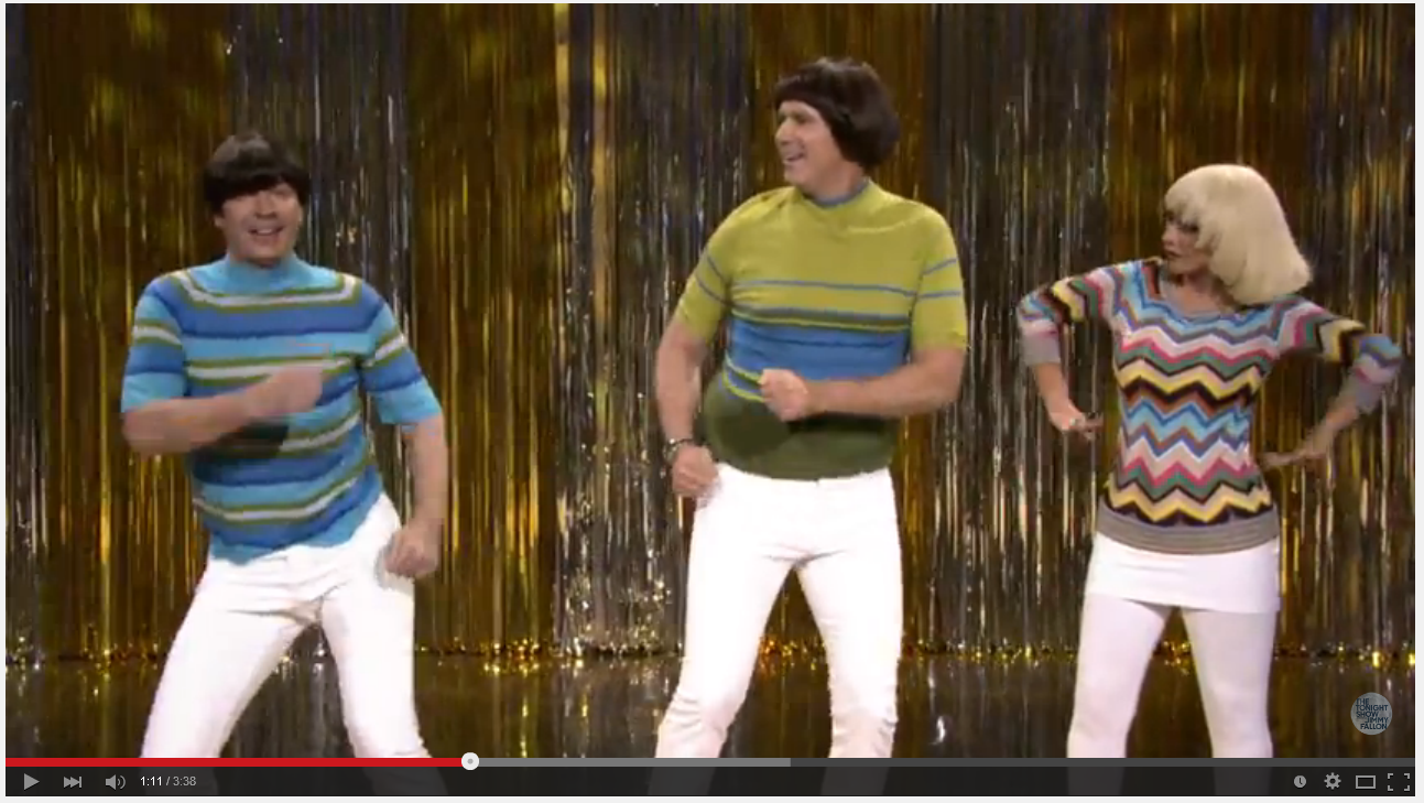 WATCH! Jimmy Fallon - Tight Pants - NEW!!!