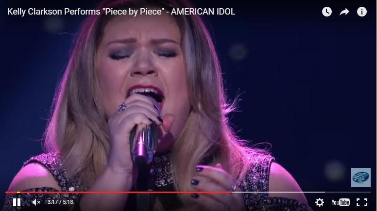 Kelly Clarkson Cries Through 'American Idol' Performance, Causes Everyone Else To Cry Too!