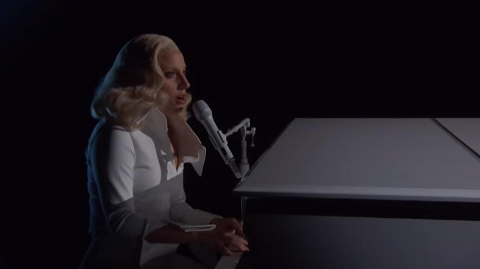 Lady Gaga's Oscar Performance Was BREATHTAKING! Watch it here!
