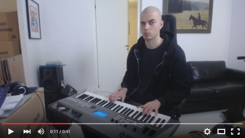 Classical Pianist Channels His Inner Dr. Dre - WATCH