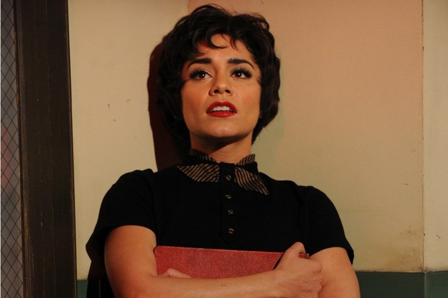 Vanessa Hudgens WOWS in Grease Live! Performance Hours After Her Father's Death