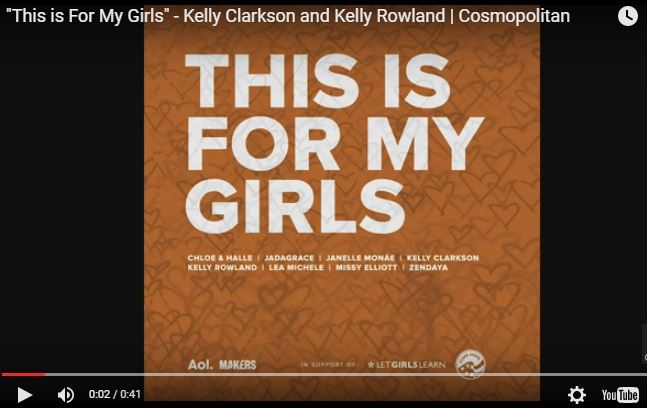 Michelle Obama drops new single with Missy, Kelly Rowland, Janelle Monae and more!