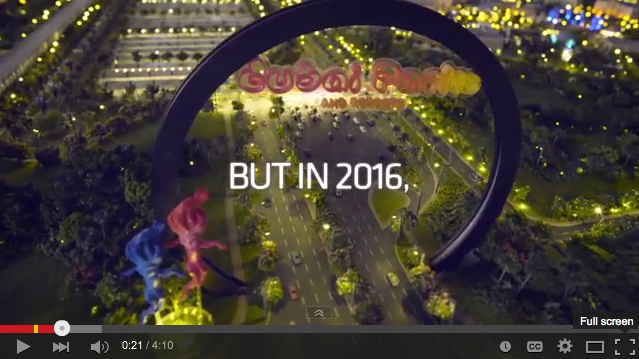 Start Saving Your Pennies - The New Dubai Parks and Resort Is Going To Be Unreal - WATCH