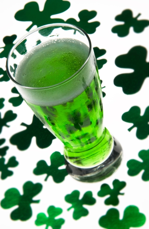 Not a fan of green beer? Here are five other drinks you can order at most bars today.