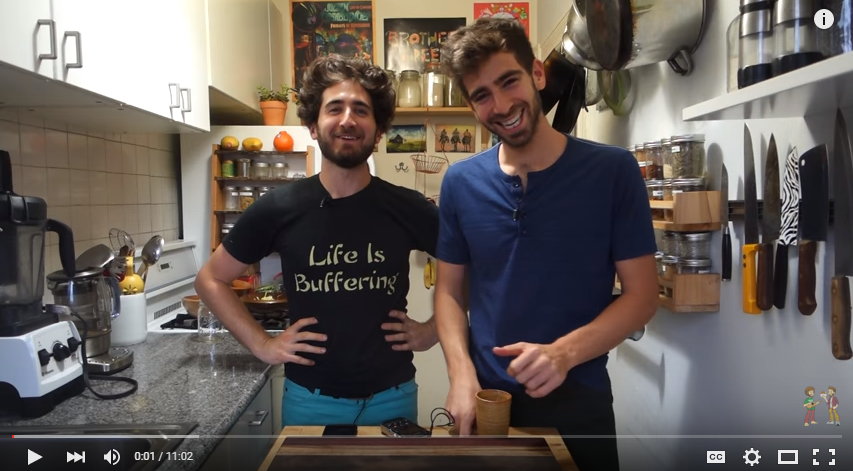 Our Prayers Have Been Answered! 2 Guys Teach You How To Make The Entire TacoBell Menu At Home - WATCH