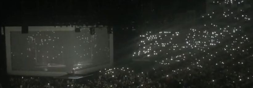 Grab the kleenex - and WATCH Adele offer support to Brussels.