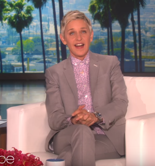 Ellen - another reason us Canadians love you!  WATCH