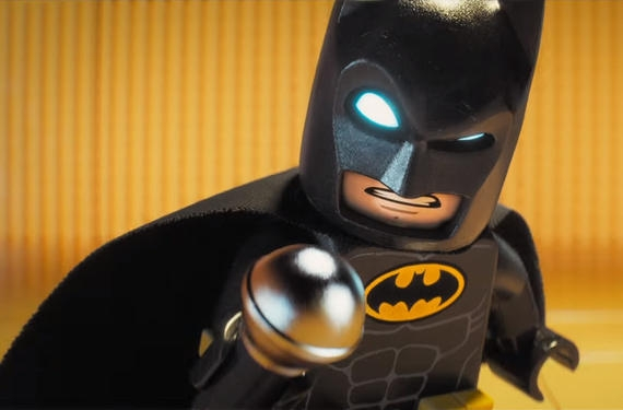 YES YES YES!  The LEGO BATMAN Movie is REAL and HAPPENING!