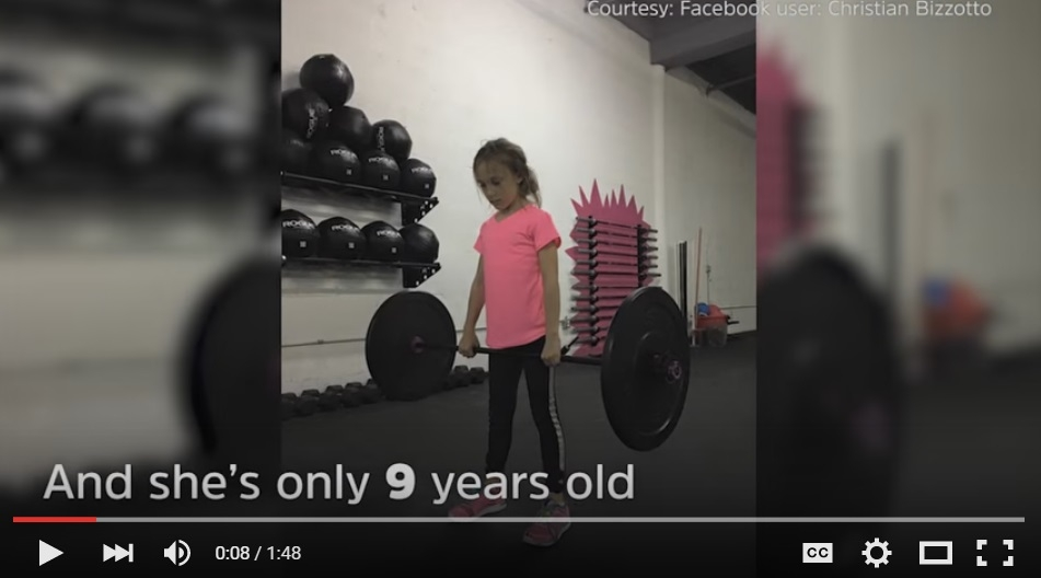 9 Year Old Destroys Navy Seal Training Course To Defeat Bullying - WATCH