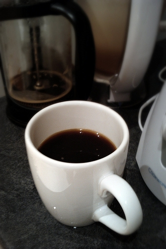 Here's why you should have another cup of coffee...