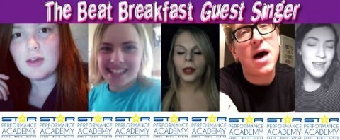 VOTE HERE For Who Should Be On The Beat Breakfast's BEAT GUEST SINGER!