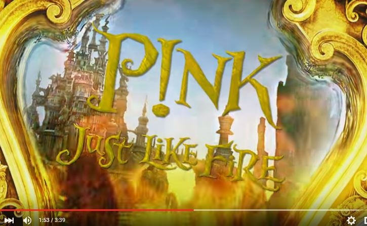 P!nk releases new music for the first time in years!