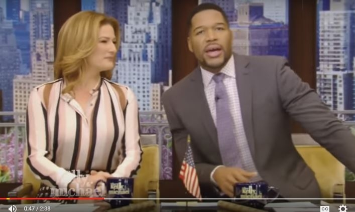 Michael Strahan opens up about his LIVE departure and Kelly Ripa doesn't show up for it!