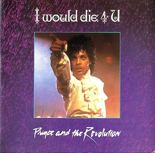 "MY FAVORITE song from PRINCE!!!  As performed in ""Purple Rain"" (WATCH)"