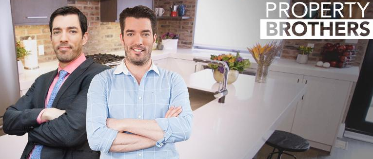 Rob Daniels chats with the Property Brothers!