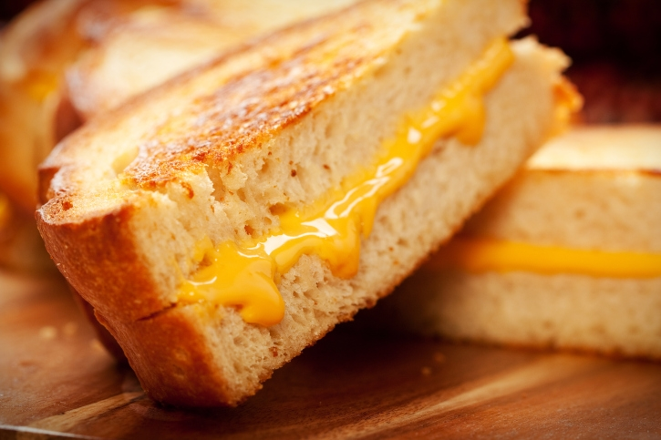 Today is National Grilled Cheese day! Here's Canada's grilled cheese profile..