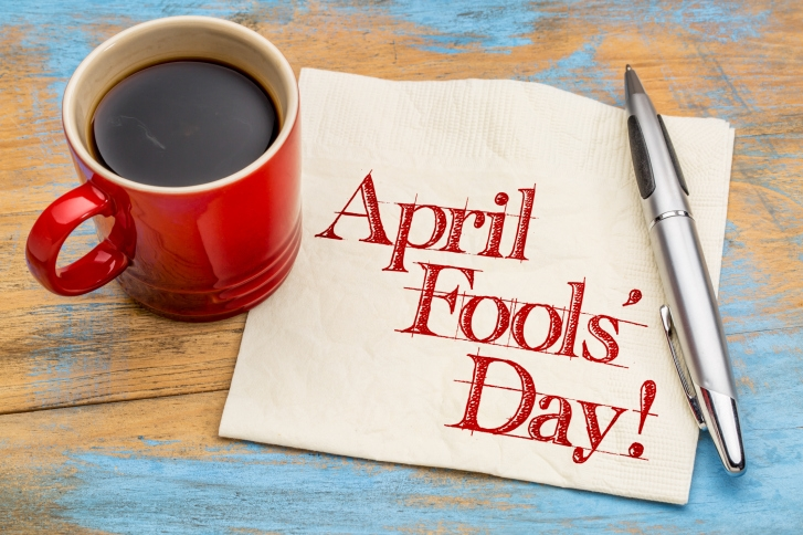 5 last minute April Fools' pranks you can still pull on your co-workers.