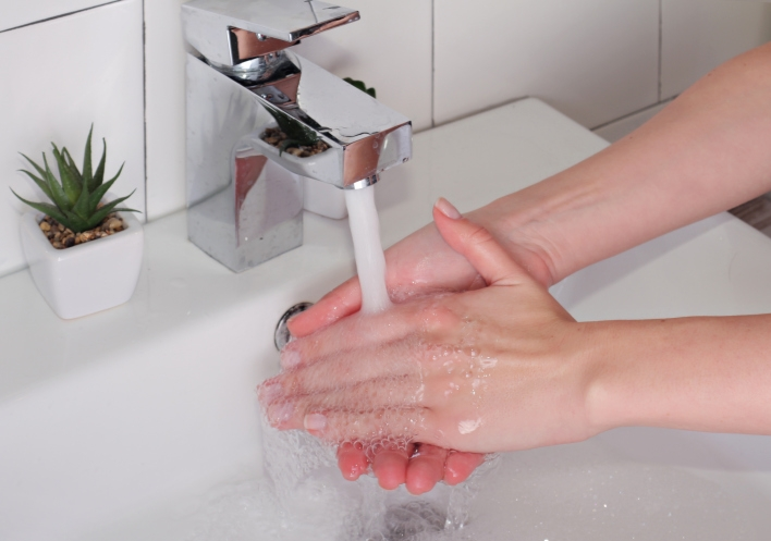 We've been washing our hands wrong our entire lives.