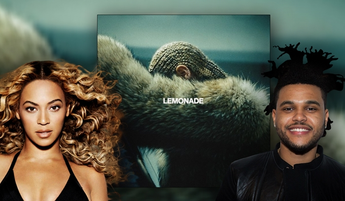 BEYONCE drops a SURPRISE ALBUM and it features THE WEEKND!  (LISTEN)