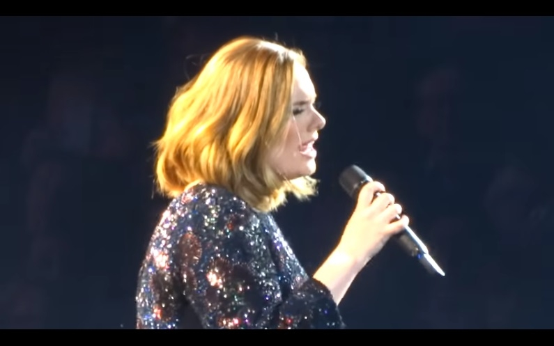 Adele Breaks PA System AGAIN During 'All I Ask'- And Fans Turn It Into Something AMAZING!