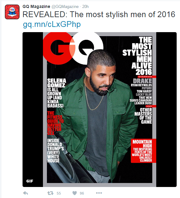 "3 Canadians make GQ list of ""13 Most Stylish Men In The World Right Now"""
