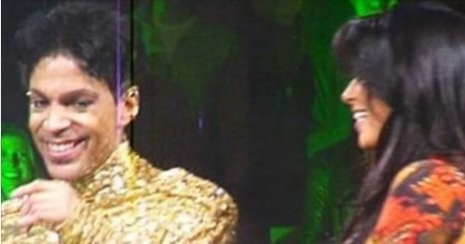 WATCH: The Time Prince Kicked Kim Kardashian Off His Stage: It's Not What You Think!