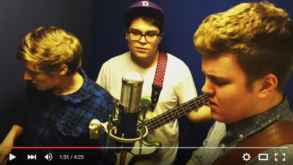 """The Boys From Berklee Are Back In The Tiny Room, This Time For Some Van Morrison 'Brown Eyed Girl"""" - WATCH & LISTEN"""