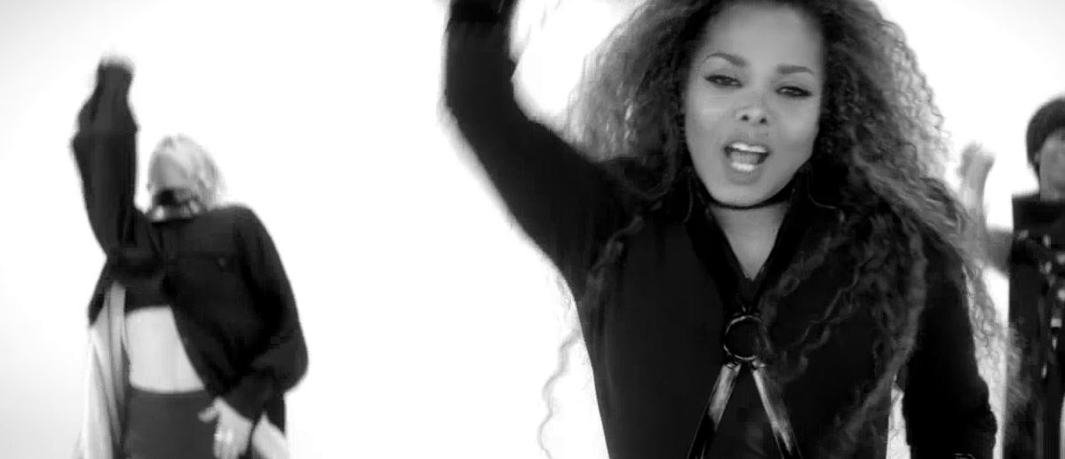 "WATCH: Janet Jackson's sultry ""Damn Baby"" video."