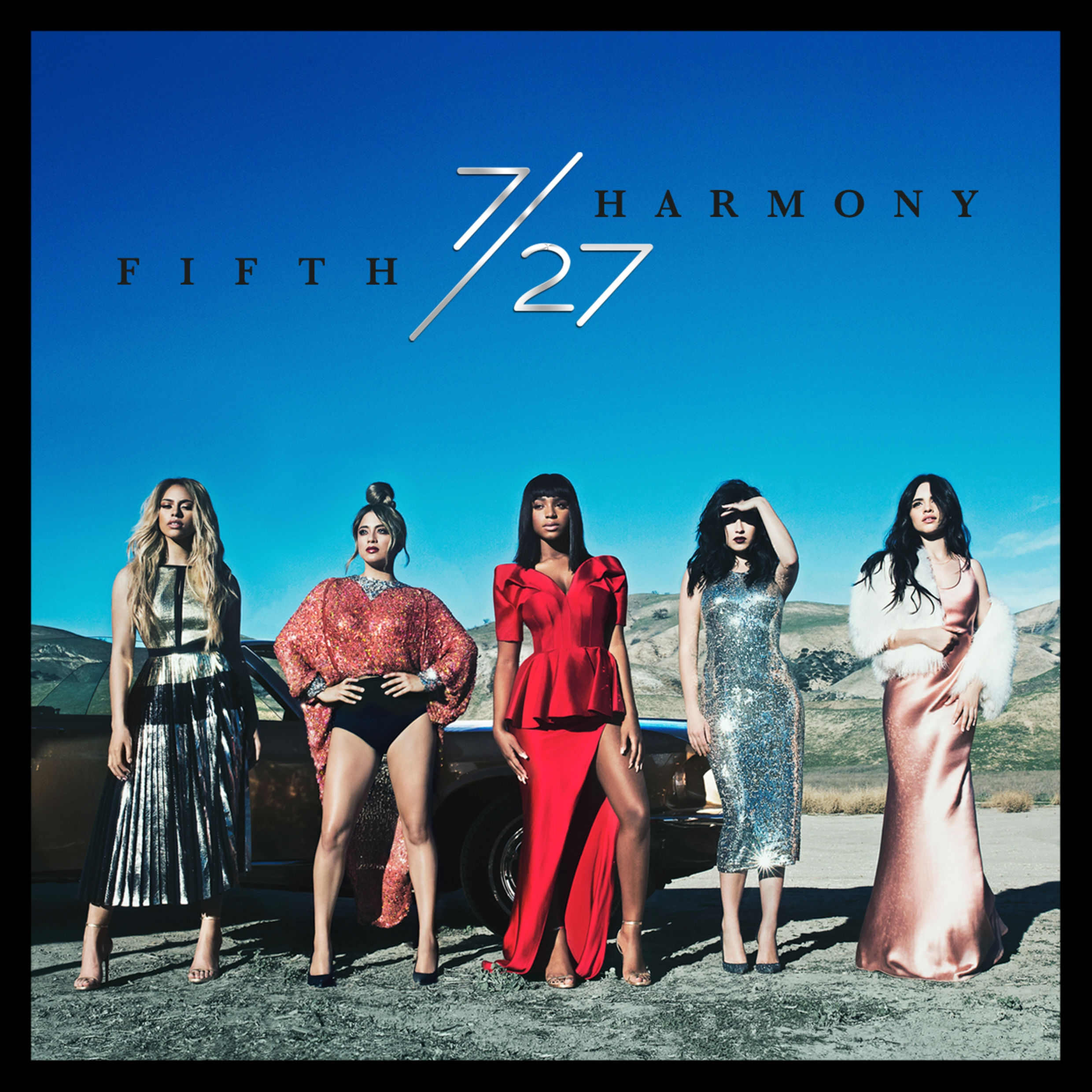 FIFTH HARMONY's new album 7/27 is OUT! You might wanna HEAR IT!  Preview it NOW... (Listen)