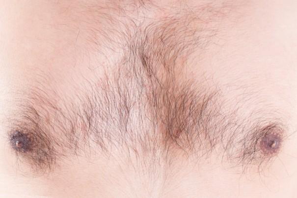 Ladies, apparently you like nipple hair