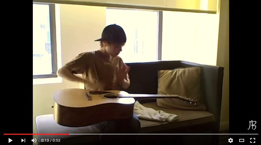 Biebliever Or Not, Let's Not Forget How Talented Justin Bieber Really Is - WATCH